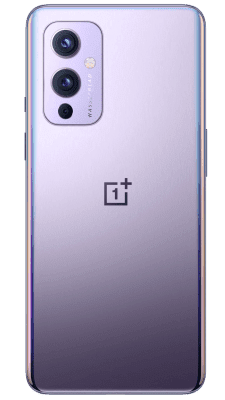 OnePlus 9 rear view